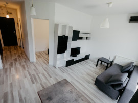 Apartament 1 camera + nisa de dormit, Ared Kaufland
