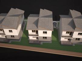 Vila individuala,popesti leordeni-centru, constructie noua