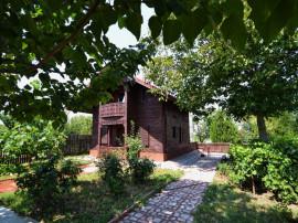 Casa Salcioara, Calarasi, vedere catre lac