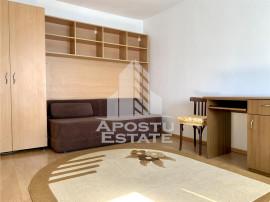 Apartament cu 1 camera complet mobilat in zona Girocului