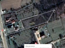 Teren intravilan stradal Draganu/Dumbravesti 3200mp