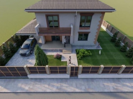 Casa Moderna in Cristian 120 mp Utili