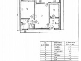 VEST z. Kaufland - 2 camere, cf1, sd, 4/10, intab - 45900 eu