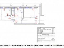 Apartament 3 camere Finalizat - Mihai Bravu