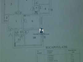 Apartament 4 Camere Semidecomandat Piata Sudului-Anton Baca