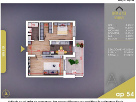 Apartament 2 camere - Titan - Pallady - Nicolae Teclu