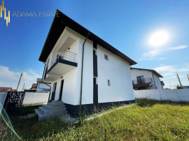 Vila spatioasa,4 camere,2 bai,P+E,teren 396mp,Comuna Berceni