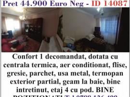 ~ Apartament 2 camere, zona Dorobantilor ~ ID 14087