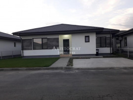 Vila individuala - ansamblu rezidential Corbeanca