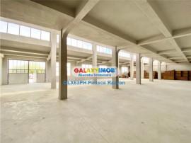 Hala noua 300 mp birouri platforma betonata, acces TIR, lang