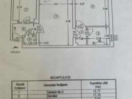 CRAIOVEI | 2 camere | confort 1 | etaj 2