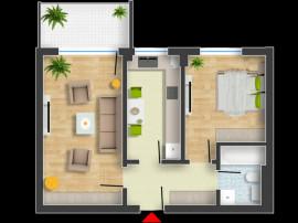 Apartament 2 camere Prima Bolcas Residence, Iosia