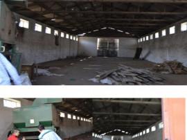 Pucheni - hale industriale / depozite, teren 6800mp