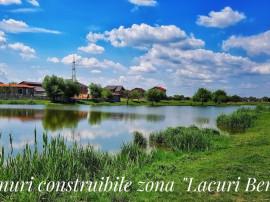 PROMOTIE - Teren Intravilan construibil zona lacuri 4.500€