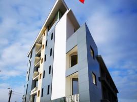 2 camere , fatada sticla si terasa 30 mp, proiect finalizat!