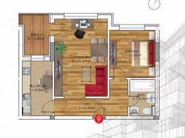 Apartament nou 2 camere Insignia Residence Militari Pacii