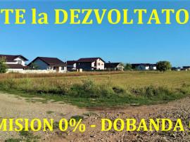 Promotie Teren 6-12 RATE cartier Nou intrare Berceni 310mp