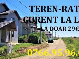 Teren-RATE Com Berceni 3400mp Curent la Lot