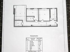 Grozavesti str Econom Cezarescu apartament cu 3 camere