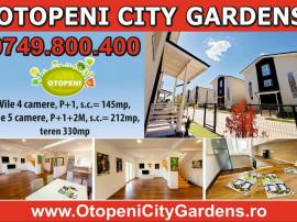 Vila 5 camere Otopeni - 0% comision, versus apartament