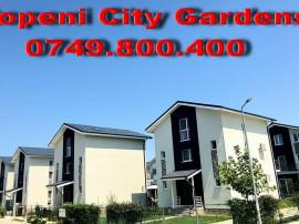 Vile 4 camere OTOPENI CITY GARDENS - teren 320mp - 330mp