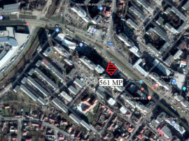 Teren 561 mp zona Vlaicu - 16026