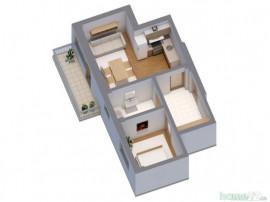 Apartament 2 camere Cittadella Residence Brestei