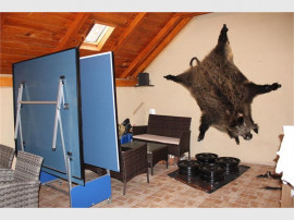 Casa elegant mobilata si echipata, 6cam, bucatarie, central.