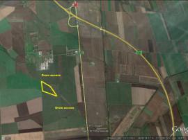 Teren 6.5ha pe DN69 Arad - Timisoara aproape de Gostat