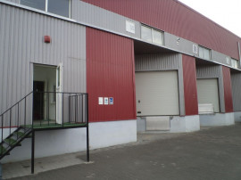 Inchiriez hala de 1135 mp in ARAD - in zona industriala Vest
