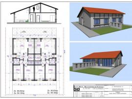 Ansamblu Residential General Magheru -  Casa zona Plopi
