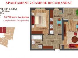 Promotie!2 camere decomandat Metrou Pacii bloc nou