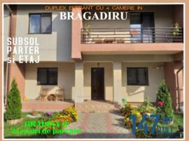Casa Duplex Moderna cu 4 camere in Bragadiru
