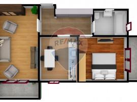 Apartament 2 camere - Zona de Vest | 7 min. de Centru