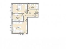Apartament 2 camere decomandat la VILA et.1 strada asfaltata