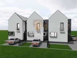 Casa cu 3 camere la pret de apartament in Selimbar