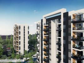 Apartament 3 camere, vedere catre lac, Bucurestii Noi