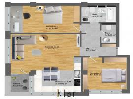 Apartament 3 camere zona Petrom, Calea Baciului!