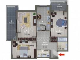 Apartament 3 camere, bloc nou, pozitie noua, Bragadiru