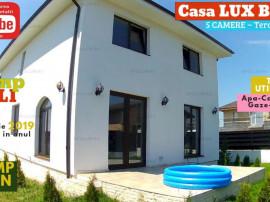 Casa Lux oras Buftea 5 Camere si 400 mp Teren