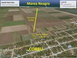 Loturi teren în Corbu
