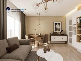 Apartament nou cu 2 camere, 53.84 mp - zona Copou