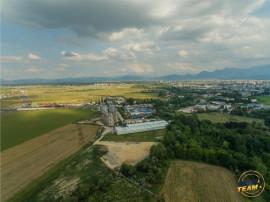4.600 mp teren intravilan, Tractorul, Brasov si inca 7 ha pe