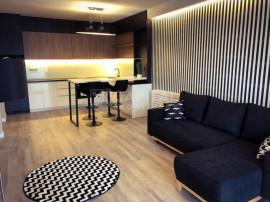 Prima inchiriere! Apartament lux cu 2 camere semidecomandat,
