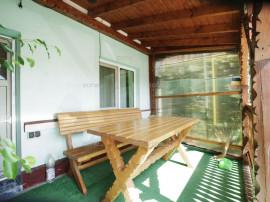 Casa 2 camere In Domesti- Teghes cu livada si teren 1371 mp.