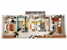 Apartament 3 camere bloc nou COMISION 0