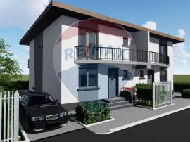 Vanzare vila tip duplex in zona Otopeni - Odai