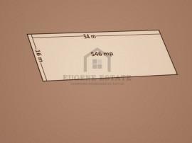 Teren curs constructii , pretabil casa individuala/duplex...