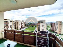 Inchiriez apartament mobilat doua camere Urban Residence