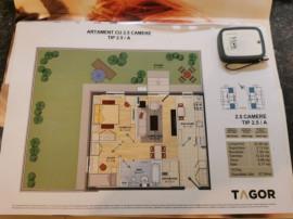 Apartament 2 camere Bragadiru Nord, /Grădină /loc de parcare